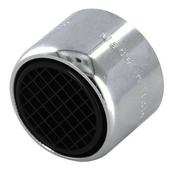 Aérateur anti-calcaire pour robinetterie sanitaire femelle diam.22x100mm sous coque de 1 pièce - Pièces détachées robinetterie - Plomberie - GEDIMAT