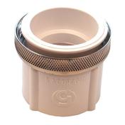 Emb.pr tuyau annelé ø40 ec.pris 1''''1/4 boite 1 pièce - Tubes et Raccords d'alimentation eau - Plomberie - GEDIMAT