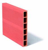 Brique platrière cloison  - 500x100x200mm - Briques de cloison - Isolation & Cloison - GEDIMAT