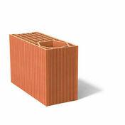 Poteau rectifié 15 - 500x200x314mm - Brique terre cuite POROTHERM GFR20 ép.20cm haut.29,9cm long.50cm - Gedimat.fr
