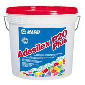 Adh�sif en p�te ADESILEX P20 PLUS - classe D2TE - seau de 20kg - Panneau de construction � carreler WEDI en polystyr�ne extrud� �p.6mm haut.1,25m long.60cm - Gedimat.fr
