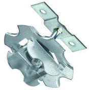Suspente INTEGRA FERMETTE 25mm - boite de 50 pièces - Accessoires plaques de plâtre - Isolation & Cloison - GEDIMAT