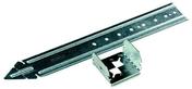 Suspente PREFIXE 220 COMBLES - boite de 50 pièces - Laine de verre IBR nu - 6x1,20m Ep.140mm - R=3,50m².K/W. - Gedimat.fr