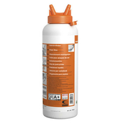 Colle pour plaque de sol FERMACELL bouteille de 1 kg - Equerre de bardage L220mm, pour la pose d'une isolation thermique par l'extérieur, 50 pièces - Gedimat.fr