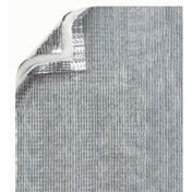 Membrane pare-vapeur réféchissante Hcontrol Reflex larg.1,50m long.50 m - Enduit de parement minéral projeté épais à la chaux aérienne WEBER.CAL PF sac 25 kg teinte 670 - Gedimat.fr