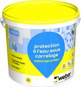 Protection à l'eau WEBER.SYS PROTEC seau de 7kg - Carrelage pour mur en faïence SUITE larg.25cm long.40cm coloris marron - Gedimat.fr