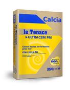 Ciment ULTRACEM CEM I 52,5 N CE PM-CP2 NF - sac de 35kg - Gedimat.fr