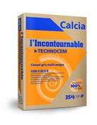 Ciment TECHNOCEM CEM II/B-LL 32,5 R CE CP2 NF - sac de 35kg - Tube PVC éco diam.100mm HN long.4m - Gedimat.fr