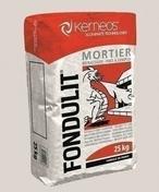 Mortier réfractaire FONDULIT prêt a l'emploi sac de 25kg - Laine de verre en panneau roulé KI FIT 040 nue R=1,50 long.14m larg.120cm ép.60mm - Gedimat.fr
