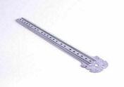 Suspente longue plate - 300mm - boîte de 50 pièces - Laine de roche ROCKMUR KRAFT - 1,35x0,60m Ep.120mm - R=3,40m².K/W. - Gedimat.fr