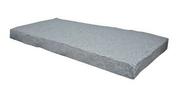 Panneau isolant chanvre/ouate de cellulose BIOFIB' ouate ép.10cm long.1,25m larg.60cm - Panneau isolant chanvre/lin/coton BIOFIB'TRIO Long.1,25m larg.0,60m ép.100mm - Gedimat.fr