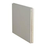 Carreau de plâtre standard plein PF3 ép.6cm larg.50cm long.66,6cm - Carreau de plâtre standard plein PF3 ép.5cm larg.50cm long.66,6cm - Gedimat.fr