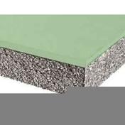 Doublage polystyrène graphite hydrofuge PREGYTHERM PV BA13+80 - 2,60x1,20m - R=2,55m².K/W - Dalle OSB3 poncée rainurée 4 Rives ép.25mm larg.625mm long.2,50m - Gedimat.fr