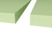 Panneau polystyrène extrudé STYRODUR 2500 C ép.20mm larg.0,60m long.1,25m - Sol stratifié CLIP 400 CLICK ép.8mm larg.192mm long.1286mm coloris Chêne Alicante - Gedimat.fr