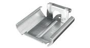Raccord TECLIP 45x48mm - boîte de 50 pièces - Accessoires plaques de plâtre - Isolation & Cloison - GEDIMAT