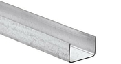 Rail PREGYMETAL 48-30/5,4 - 3m - Mortier colle normal C1 gris 25 kg GEDIMAT PERFORMANCE PRO - Gedimat.fr