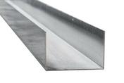 Rail coulisse PREGYMETAL 125-90/15 - 2,50m - Profilés pour plaques de plâtre - Isolation & Cloison - GEDIMAT