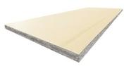 Doublage isolant plâtre + polystyrène PREGYSTYRENE TH32 ép.10+80mm larg.1,20m long.2,50m - Contreplaqué CTBX Combi Peuplier/Okoumé COMBIPLEX ép.18mm larg.1,250m long.2,50m - Gedimat.fr