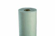 Treillis fibre maille 8x8mm rouleau larg.33cm long.50m - Enduits de façade - Aménagements extérieurs - GEDIMAT