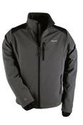 Blouson coupe vent DRAGON SOFT SHELL coloris gris taille XXXL - Protection des personnes - Vêtements - Outillage - GEDIMAT