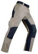 Pantalon de travail coton multi poches NIGER EXTREME coloris gris/noir taille XL - Mamelon laiton brut réduit 245 mâle diam.20x27mm / mâle diam.12x17mm sous coque 1 pièce - Gedimat.fr