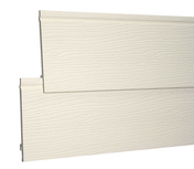 Bardage PVC cellulaire ép.18mm larg.167mm long.4m Sable - Clins - Bardages - Couverture & Bardage - GEDIMAT