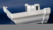 Angle extérieur de gouttière PVC CLASSIC coloris blanc - Adaptateur mâle standard américain / femelle standard européen 2P 16A coloris blanc - Gedimat.fr