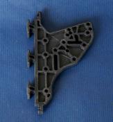 Support pour bandeau PVC alvéolaire de 20cm - Accessoires de fixation - Couverture & Bardage - GEDIMAT