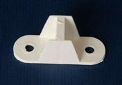 Attache murale pour tuyau de descente PVC - Accessoires de fixation - Couverture & Bardage - GEDIMAT