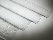 Plaque ondulée en polyester 5 grandes ondes classe 3 Long.1,52 x Larg.0,92 m - Enduit de parement traditionnel PARDECO FIN sac de 25kg coloris R52 - Gedimat.fr