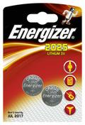 PILE CR2025 3V LITHIUM ENERGIZER B2 - Piles - Torches - Electricité & Eclairage - GEDIMAT
