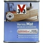 Vernis Meubles & Boiseries V33 bidon de 2,5 litres incolore mat - Gedimat.fr