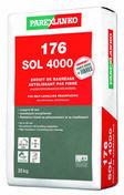 Ragréage autolissant pour sol classé P4S en poudre SOL4000 sac de 25kg - Poinçon coloris référence 9 - Gedimat.fr