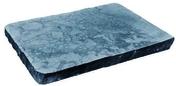 Pas japonais en Pierre bleu du Vietnam ép.3.5cm larg.32cm long.43cm - Gravillons Porphyre rouge granulométrie 6/10mm sac de 25kg - Gedimat.fr