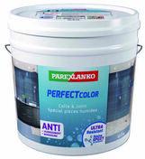 Joint époxy pour la réalisation de joints de 2 à 15 mm résistants à l'eau PERFECT COLOR coloris blanc 5kg - Enduit de parement traditionnel PARDECO TYROLIEN sac de 25kg coloris R91 - Gedimat.fr