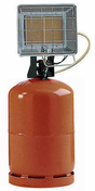 Chauffage radiant gaz propane SOLOR Sovelor - Chauffage d'appoint - Chauffage & Traitement de l'air - GEDIMAT