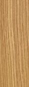 Seuil d'arrêt clipsable aluminium ép.7 à 17mm larg.3cm long.90cm chêne clair (lisse) - Quincaillerie de portes - Menuiserie & Aménagement - GEDIMAT