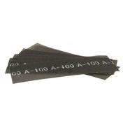 Feuilles de treillis abrasif grain 120 - 290x100mm - paquet de 10 pièces - Outillage du maçon - Outillage - GEDIMAT