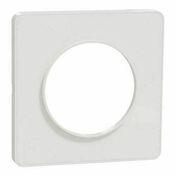 Plaque de finition pour appareillage encastré à composer Odace Touch blanc-liseré blanc - Mortier WESER MIX JL sac de 25kg ton pierre du lot - Gedimat.fr