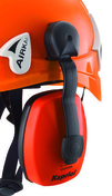 Casque anti bruit en polycarbonate 24 dB orange - Raccord union bicône laiton brut à visser femelle diam.20x27mm pour tube cuivre diam.14mm avec lien 1 pièce - Gedimat.fr