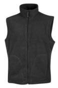 Gilet micropolaire LUCA gris taille XXL - Protection des personnes - Vêtements - Outillage - GEDIMAT