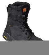 Chaussure de sécurité rangers haute cuir Montana taille 43 noir - Protection des personnes - Vêtements - Outillage - GEDIMAT