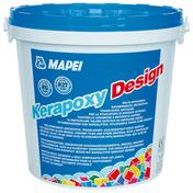 Mortier époxy bicomposant KERAPOXY DESIGN N°729 sahara fût de 3kg - classe R2 / RG - Carrelage pour sol extérieur en grès cérame émaillé HARD larg.15cm long.61cm coloris grey - Gedimat.fr