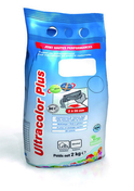 Mortier de jointoiement hydrofuge ULTRACOLOR PLUS 100 classe CG2WA sac de 2kg coloris blanc - Plâtre pour les travaux courants en intérieur PLATRE A MODELER pot de 5kg - Gedimat.fr