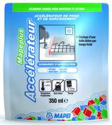 Accélérateur de prise et de durcissement MAPEPLUS ACCELERATEUR dose de 350ml - Adjuvants - Matériaux & Construction - GEDIMAT