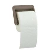 Dévidoir pour papier WC COLOR LINE finition taupe - Abattants et Accessoires - Salle de Bains & Sanitaire - GEDIMAT