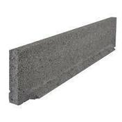 Planelle de rive béton haut.11cm long.1m - Semelle de fondation plate S35 larg.35cm 3 aciers HA7 long 6m - Gedimat.fr