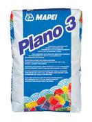 Ragréage autolissant intérieur PLANO 3 sac de 25kg - Fronton pour rives verticales DC12 et DCL coloris noir brillant - Gedimat.fr