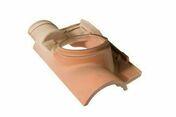 Tuile à douille GALLEANE 12 diam.150 coloris silvacane littoral - Poutre VULCAIN section 20x50 cm long.5,50m pour portée utile de 4,6 à 5,10m - Gedimat.fr