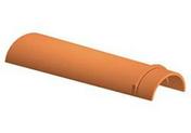 Faîtière à emboitement 50cm coloris castelviel - Té laiton brut femelle à visser réf.130 diam.15x21mm 1 pièce - Gedimat.fr